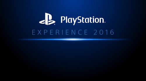 Playstation Experience 2016 Dates Announced