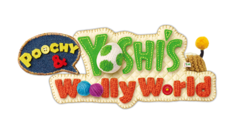 Poochy and Yoshi's Woolly World Announced for 3DS