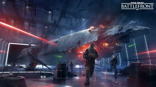 New Need For Speed, Star Wars Battlefront Games Playable At EA Play 2017