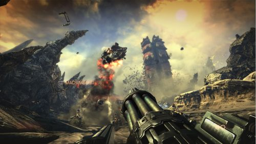 Game Awards 2016 – Gearbox Software Publishing Bulletstorm: Full Clip Edition