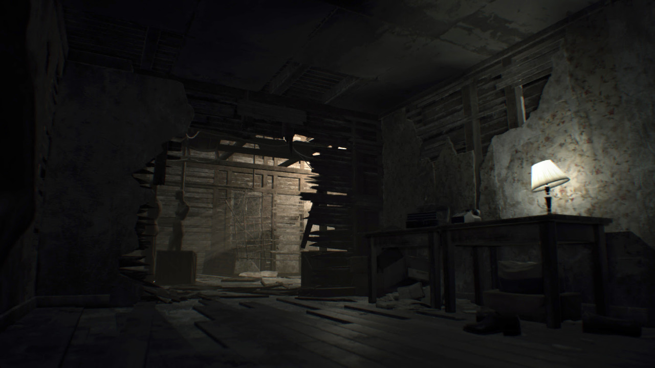 Resident Evil 7: Cut Content, There Was Going To Be A Dog