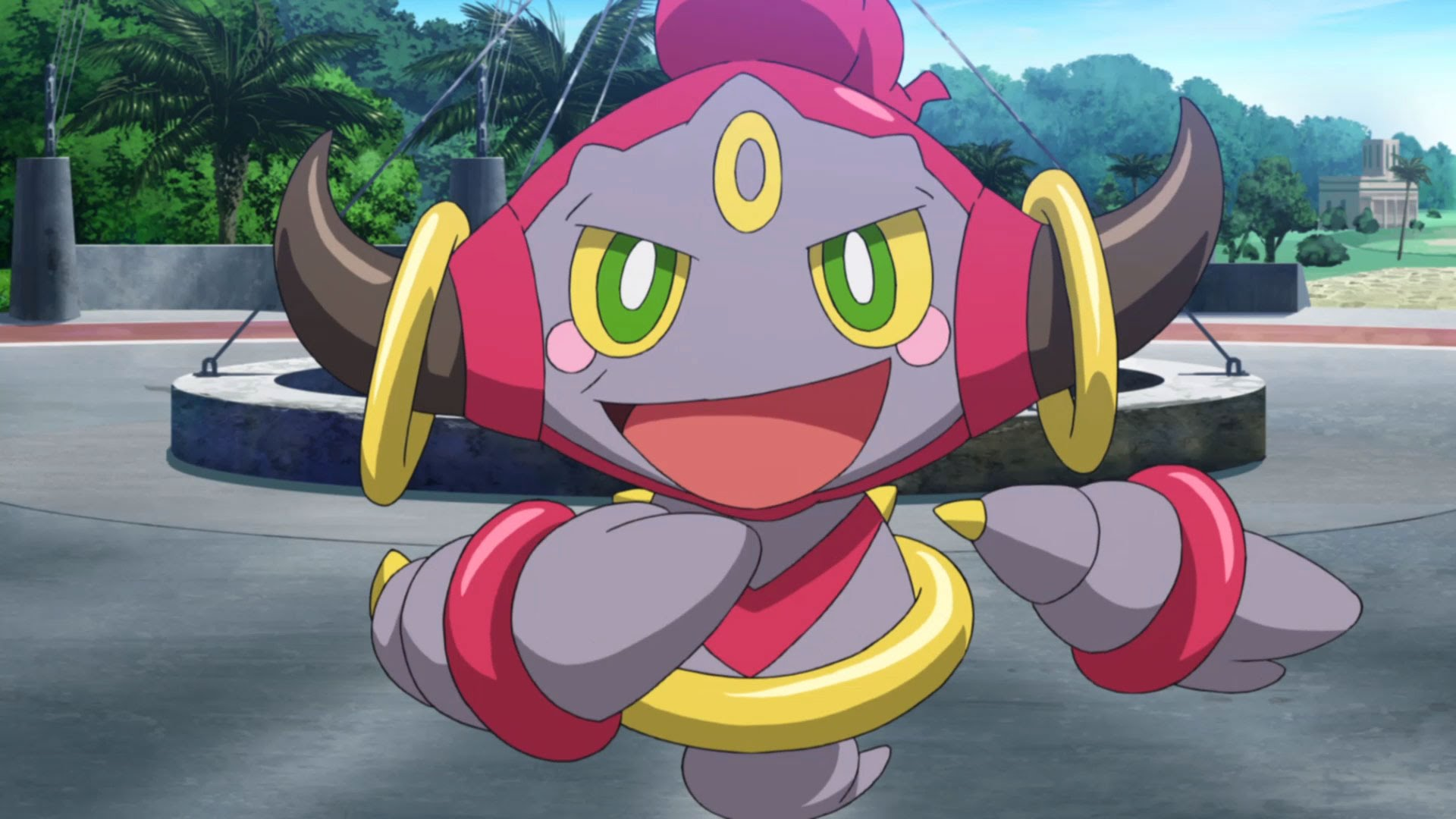 Last Chance To Get Hoopa In Pokemon 3DS Titles!