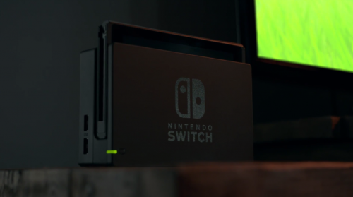 Nintendo Switch Specs Reportedly Revealed