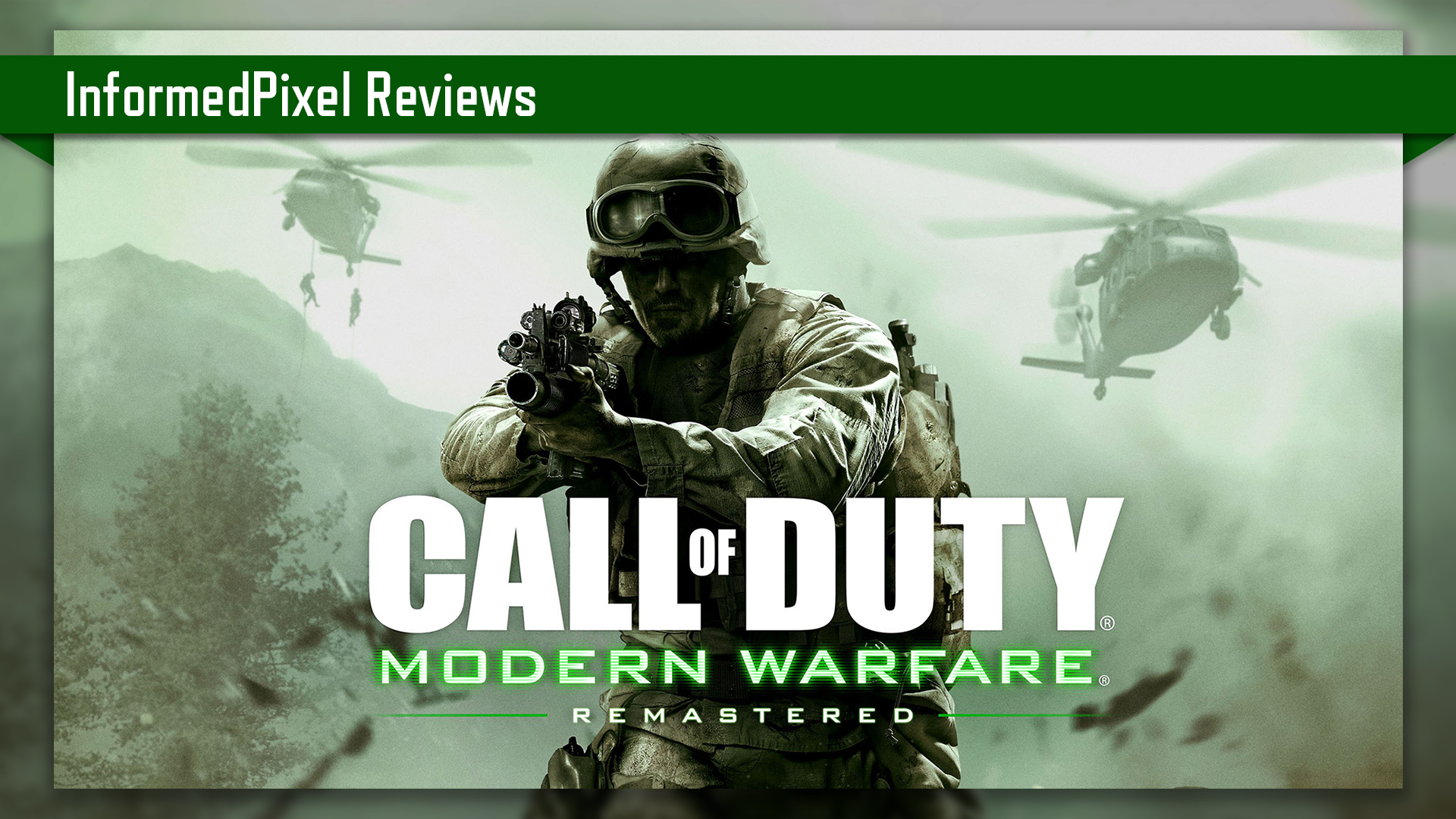 Review – Call of Duty: Modern Warfare Remastered