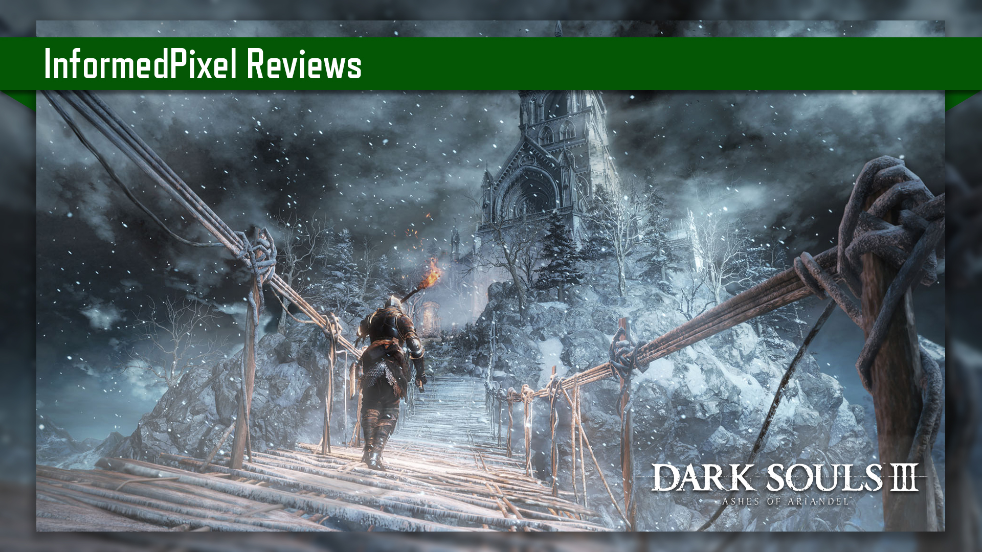 DLC Review – Dark Souls 3: Ashes Of Ariandel