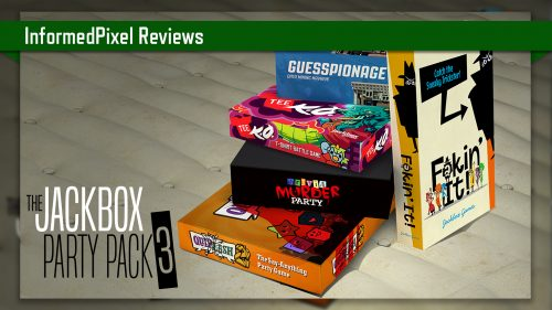 Review: Jackbox Party Pack 3