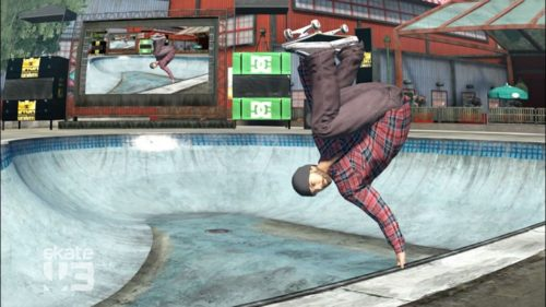 Skate 3 Now Backward Compatible On Xbox One