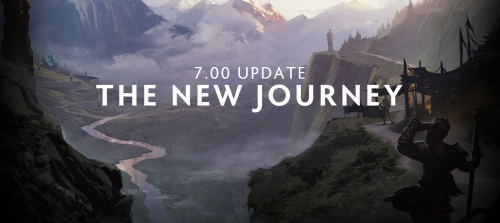 Massive 7.00 Update Now Available For Dota 2