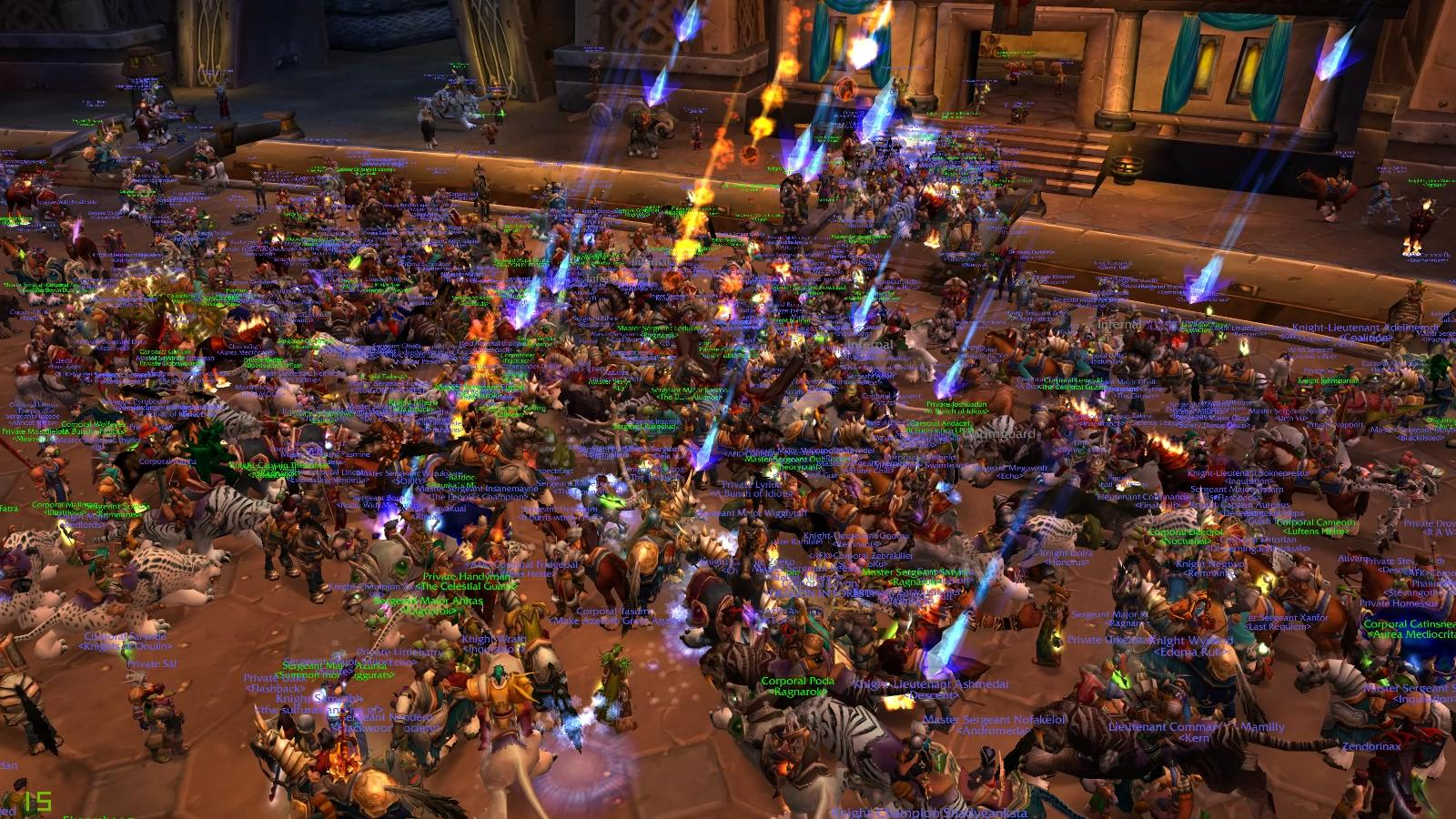 World of Warcraft Nostalrius Servers Reopen On December 17th