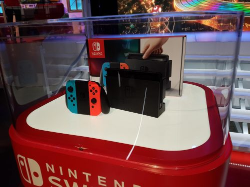 2.74 Million Nintendo Switch Consoles Have Sold Since Launch