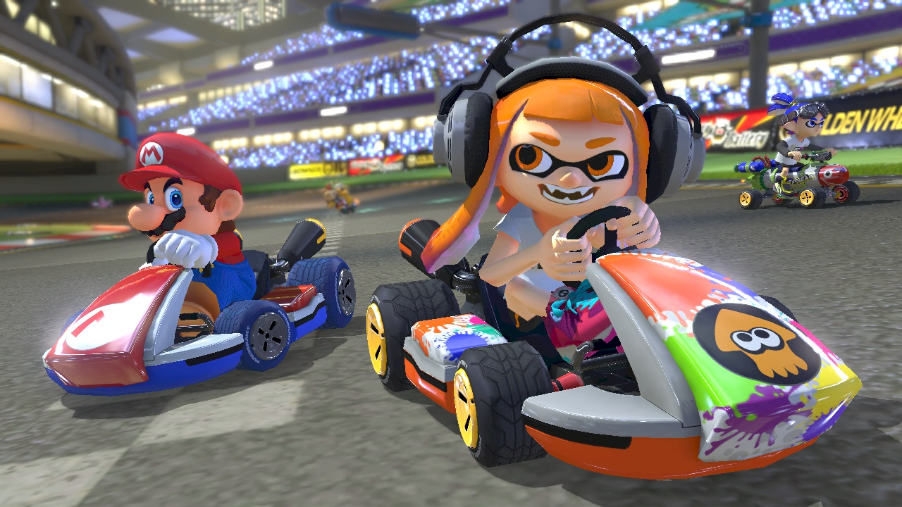 Mario Kart 8 Deluxe Quietly Announced; Releases April 28th