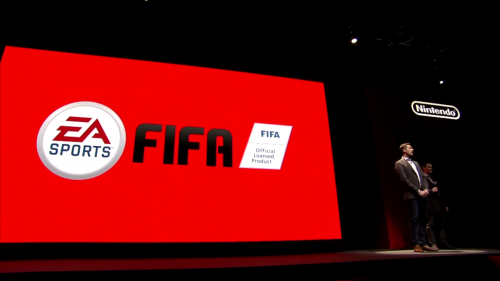 FIFA For Switch Confirmed To Be FIFA 18