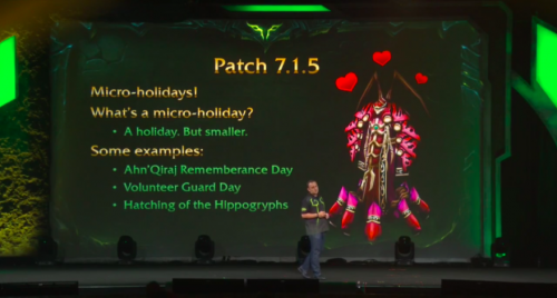 New WoW Patch Launches Next Week
