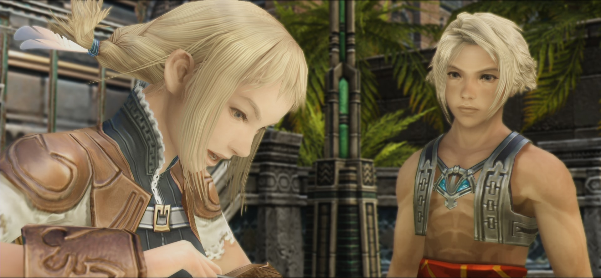 Final Fantasy XII: The Zodiac Age Gets Release Date