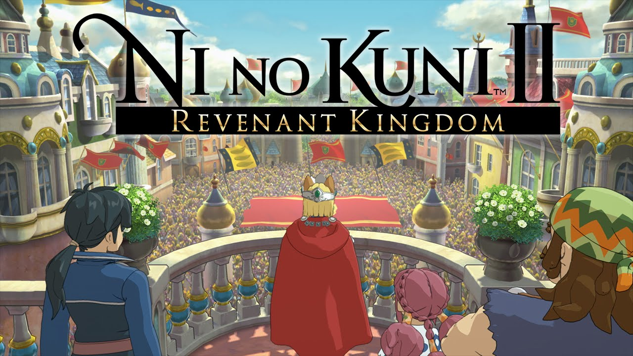 Ni No Kuni II PC Version Annnounced