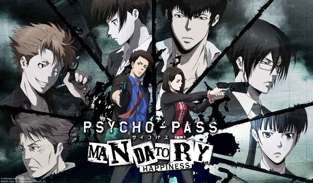 Psycho-Pass: Mandatory Happiness Releases April 27th For PC