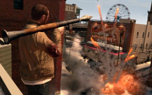 Grand Theft Auto IV Sales Up 8,000% Since Backward Compatibility