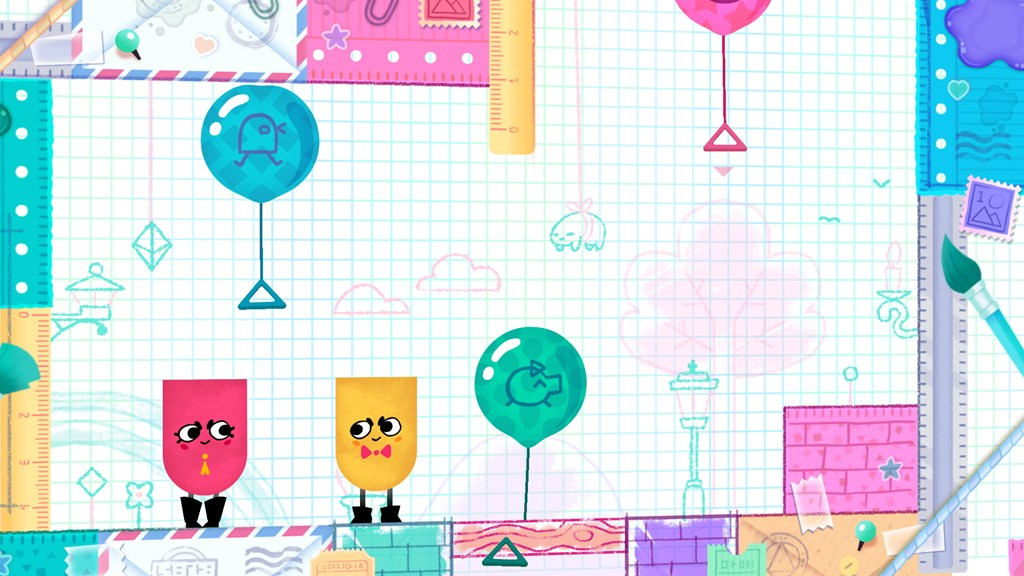 Update: Snipperclips A Launch Title For Nintendo Switch