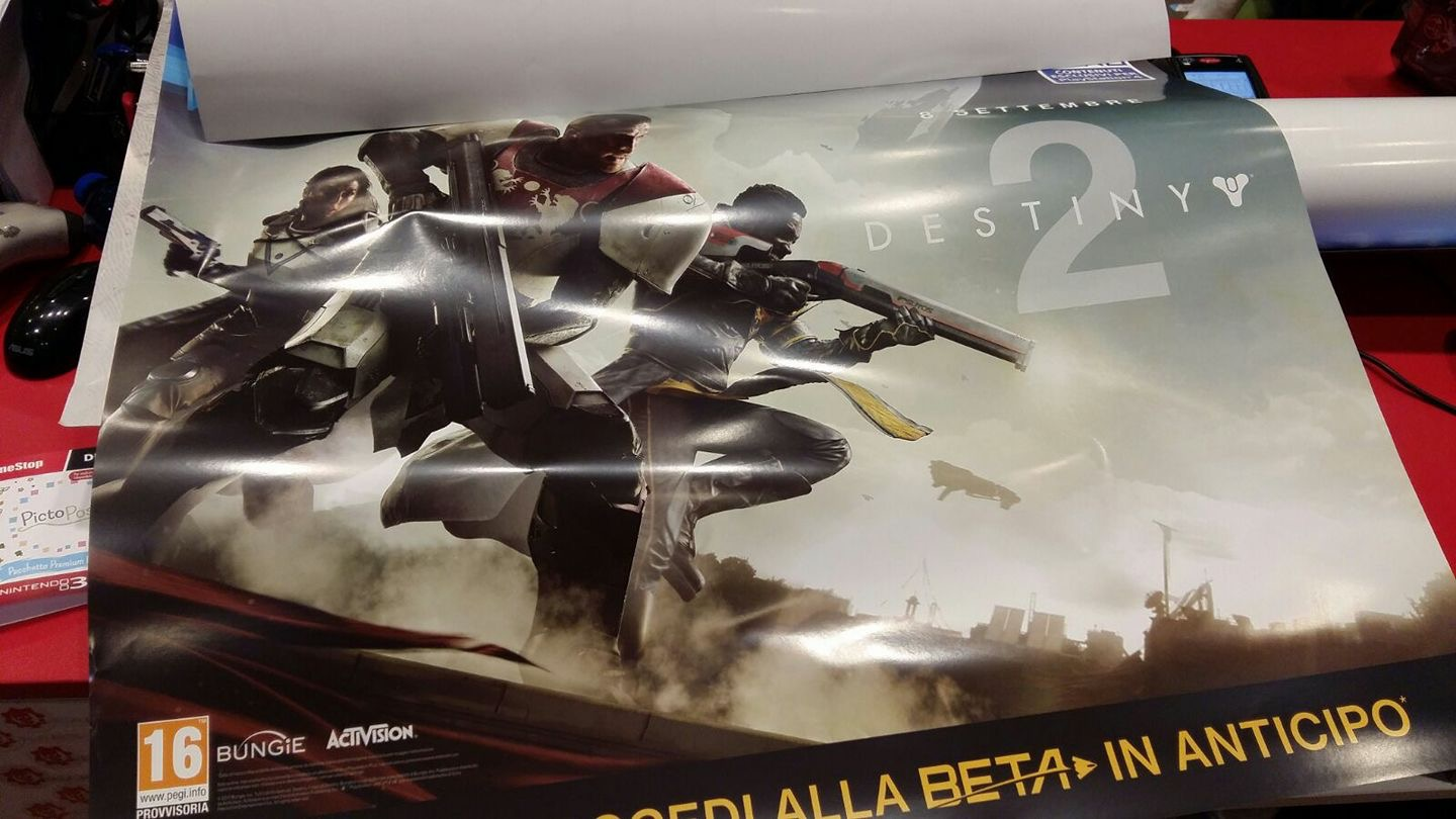 Rumor: Poster For Destiny 2 Leaked Before Official Announcement