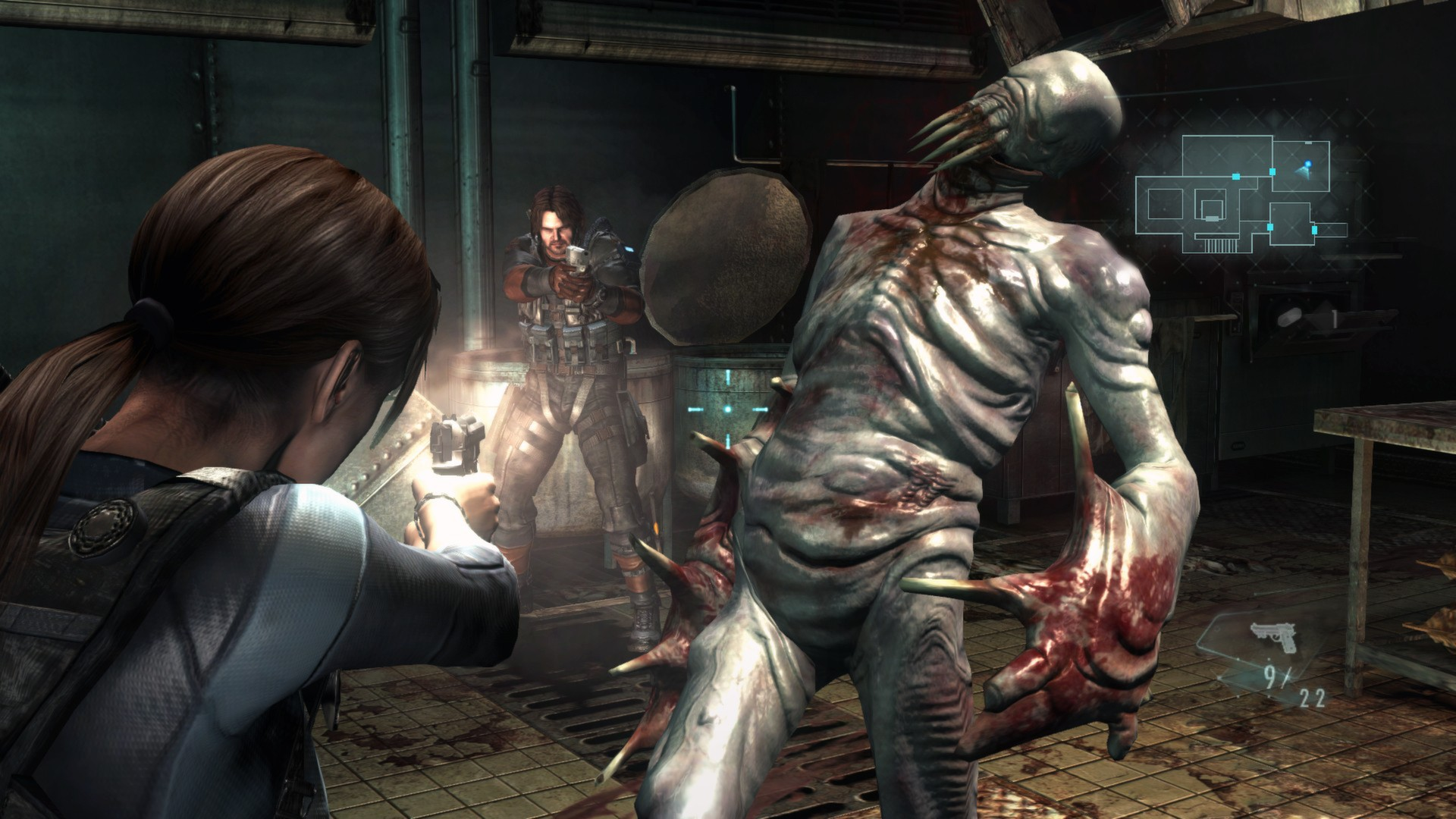 Resident Evil: Revelations Releasing On Xbox One, PS4