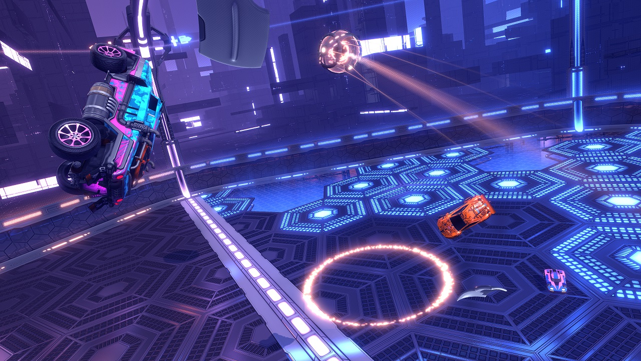"Rocket League Changes The Game With Free ""Dropshot"" Mode"