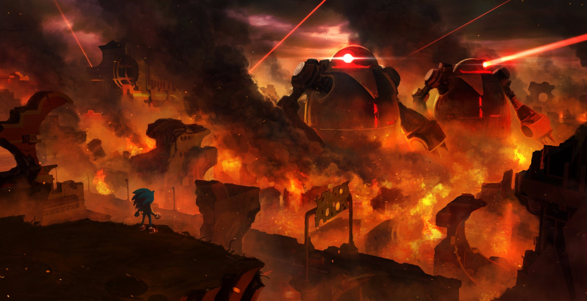 Update: Sonic 2017 Titled Sonic Forces; Gameplay Footage Released!