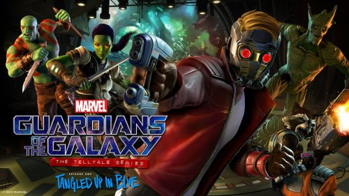 Telltale Guardians of The Galaxy Ep. 1 Release Date Announced