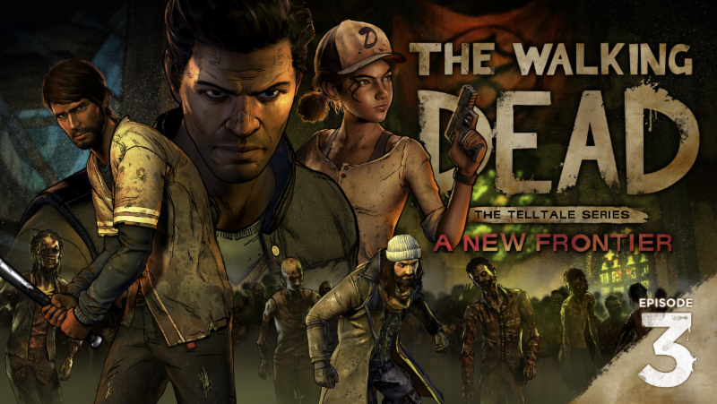 The Walking Dead: A New Frontier Episode 3 Release Date Announced