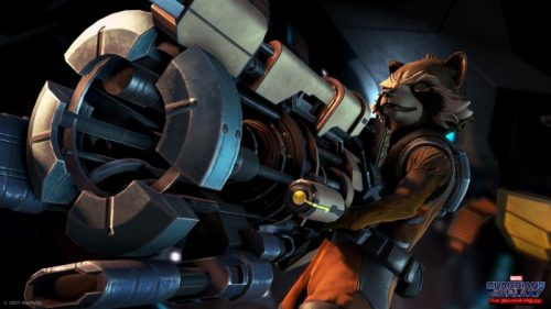Telltale's Guardians of the Galaxy Gameplay To Be Shown At SXSW