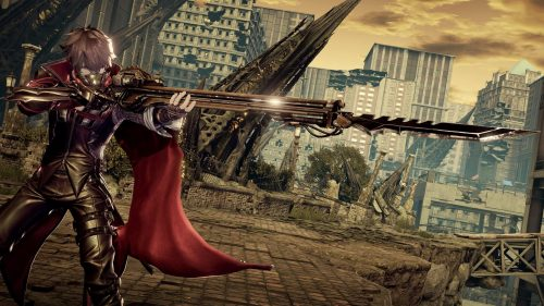 Bandai Namco Shows Off Code Vein, Releasing 2018