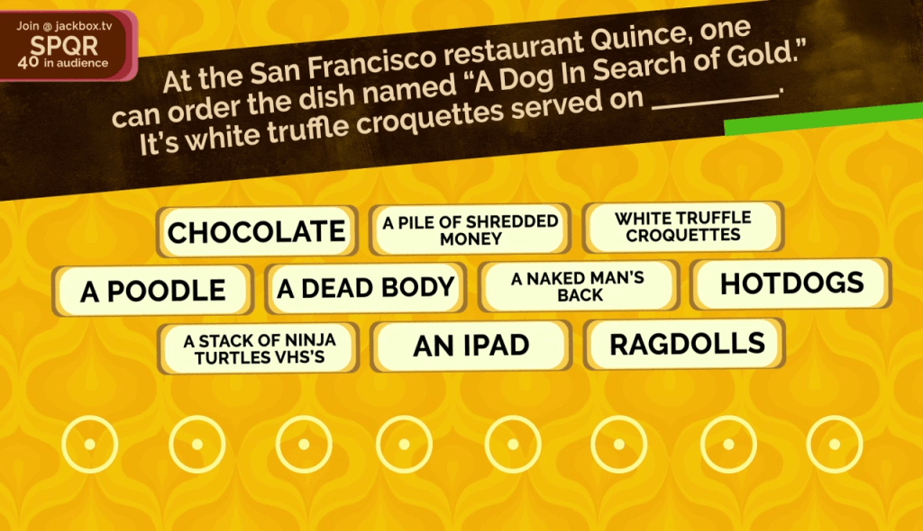 Jackbox Party Pack 4 Announced; Includes Fibbage 3