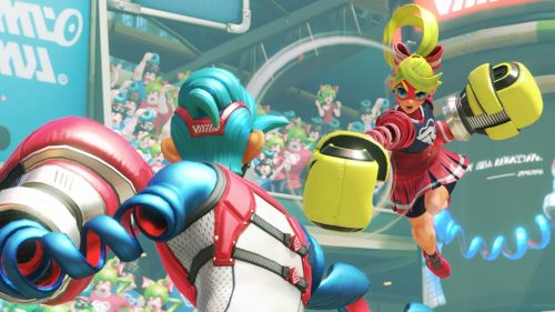 Arms Release Date and New Joy-Con Accessory Revealed