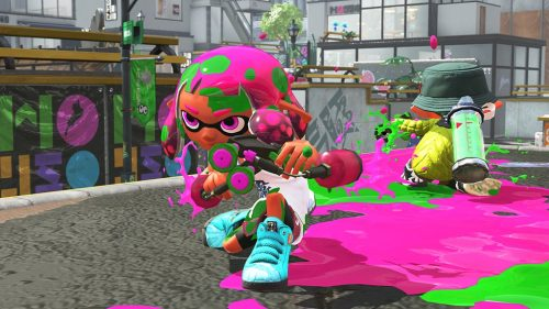 New Splatoon 2 Information Reveals Release Date & New Game Mode