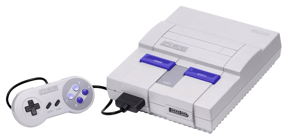 Report: Super Nintendo Mini Releasing Later This Year
