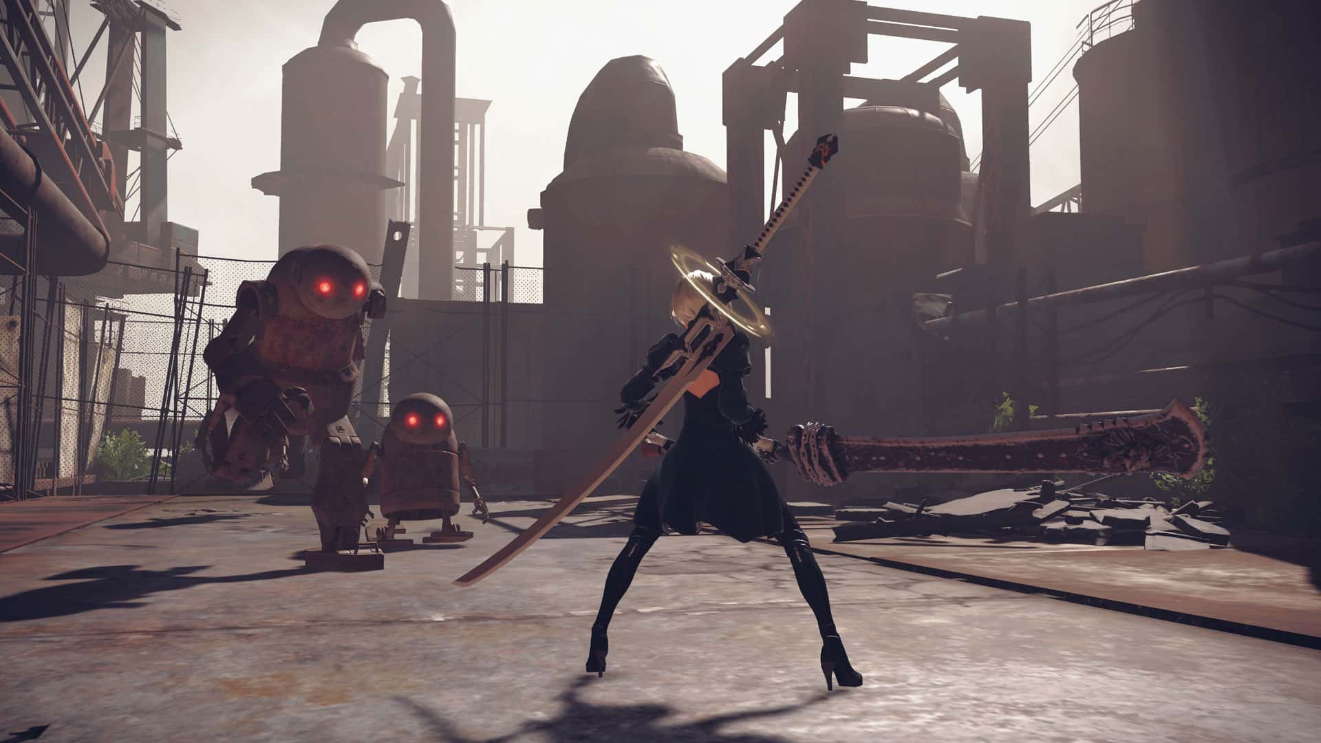Square Enix Saturdays: NieR: Automata Ups The Ante With Weird Crossover DLC