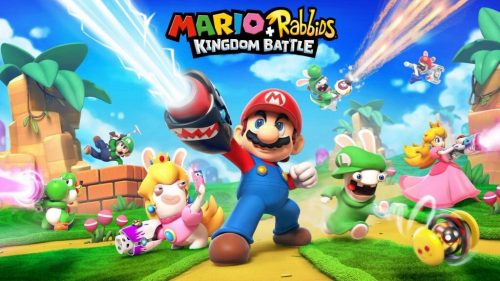 Mario + Rabbids Kingdom Battle Leaked