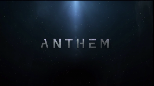 Bioware's New IP Anthem Announced