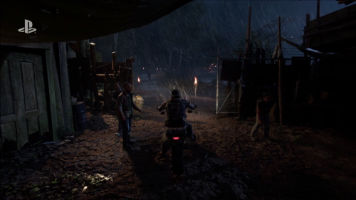 Days Gone Gameplay Shown at Sony E3 Press Conference
