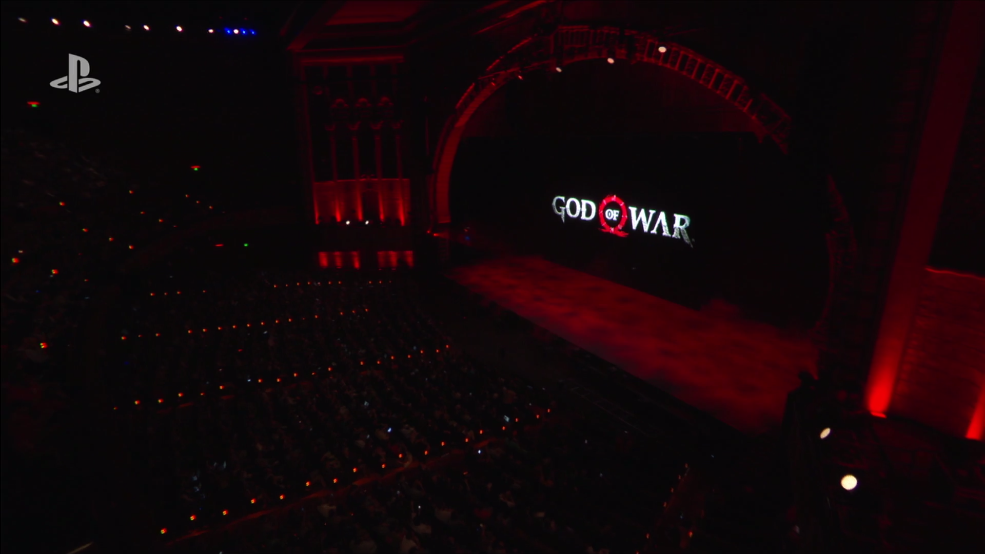 New God Of War Content Shown At Sony's E3 Press Conference