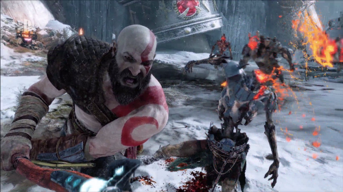 God of War Director Tears Up Over Positive Reviews