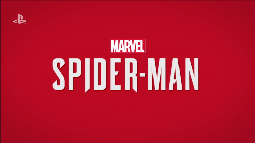 New Spider Man Title Shown At Sony's E3 Conference
