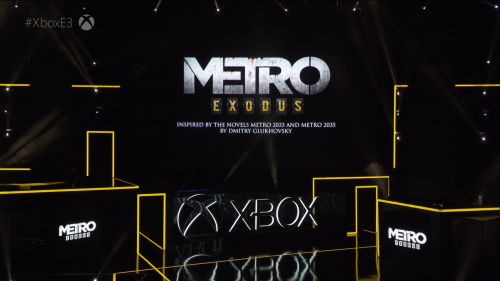 Metro Exodus Goes Gold; Game Now Releasing February 15th, 2019