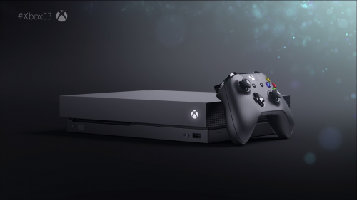 Project Scorpio Revealed as Xbox One X