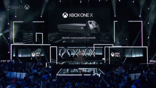 Gamescom 2017: Xbox One X Pre-orders Go Live After Xbox Press Event