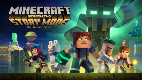 Telltale Announces Season 2 of Minecraft: Story Mode