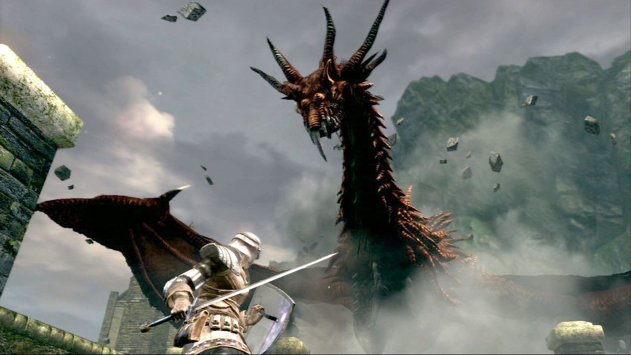 Dark Souls: Remastered Being Developed By Virtuos