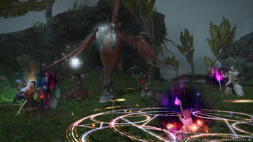 Final Fantasy XIV Hits 14 Million Players, Fifth Anniversary Event Underway