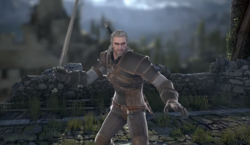 The Witcher's Geralt Confirmed For Soulcalibur VI