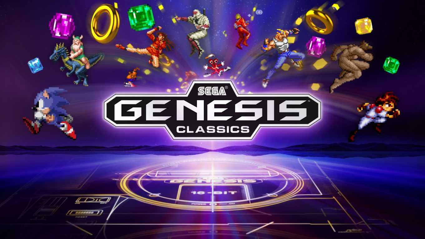 Update: SEGA Genesis Classics Officially Announced