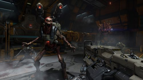 DOOM Xbox One X Enhanced Update Coming Soon